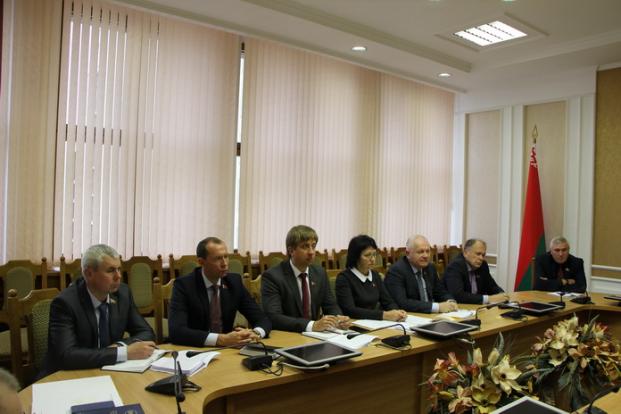 Участие в заседании Постоянной комиссии Палаты представителей по международным делам под председательством А.В.Савиных 18 сентября 2020 года